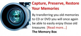 Native Adverts - Memory Box Red