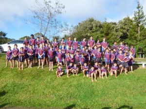 North Hokianga Junior Rugby Club 2017