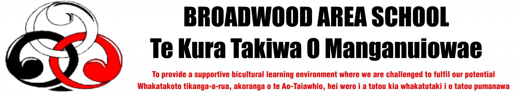 Broadwood Area School Logo